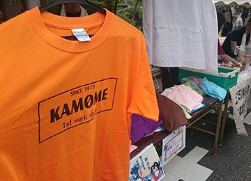 オリジナルTシャツ制作